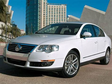 passat volkswagen 2008 2008 volkswagen passat pricing ratings reviews