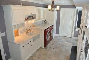 House Plans With Breezeway laundry amp mud room contemporary laundry room