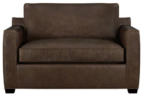 twin sofa bed sleeper davis leather twin sleeper sofa modern sleeper sofas