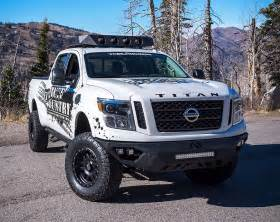 Nissan Titan 4 Inch Lift Kit 2016 2018 Nissan Titan Xd Uni Suspension Lift Kit 4