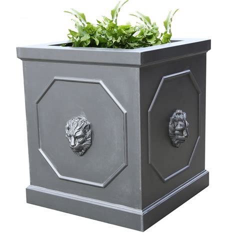 Grp Planters by Berkely Grp Cube Planter Trough Planter From Potstore Co Uk