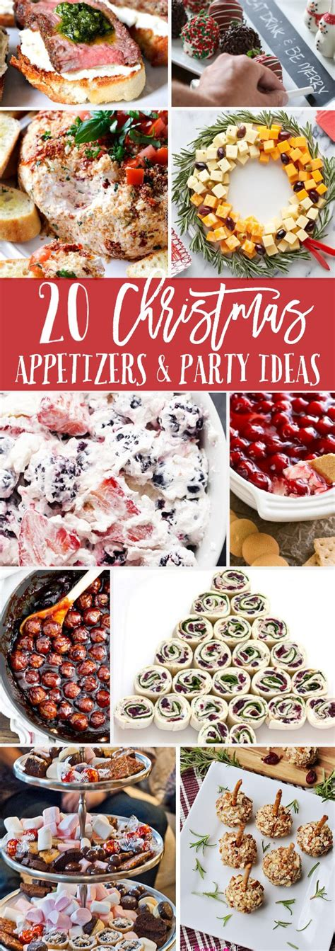 appetizers and ideas