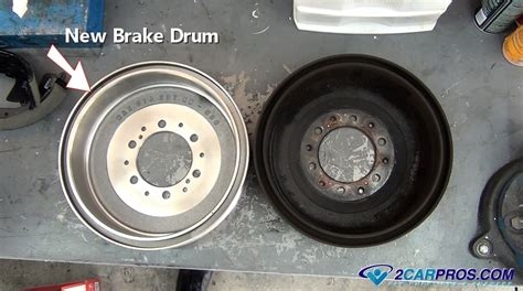 New Brake by How To Replace Brake Shoes And Drums In 90 Minutes