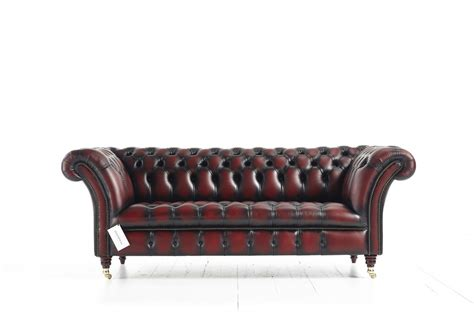 Sofa Chesterfield Blenheim Tufted Chesterfield Sofa Tufted