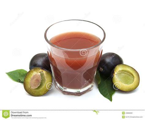 Fruit Juice Fresh Green Plum Juice plum juice stock photo image 43866081