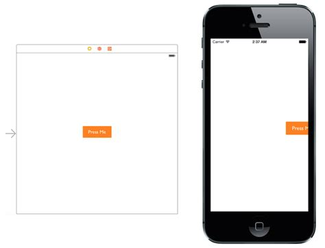 button layout iphone 6 introduction to auto layout in ios programming