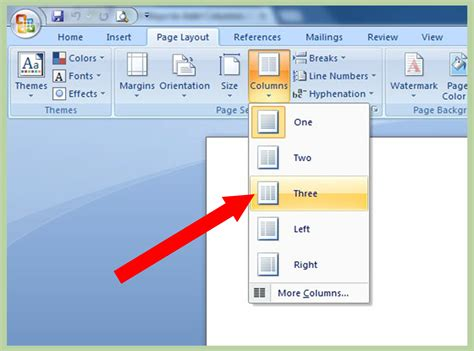 microsoft word layout columns pin how to add scripts rsbot on pinterest