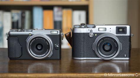 best mirrorless aps c fuji x70 vs x100t
