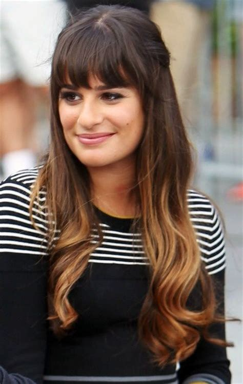 images of ombre hairstyles with fringes decor hair blog