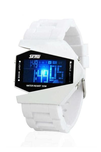 Harga Jam Tangan Merk Yazole harga skmei 0817 combat white edition jam tangan pria