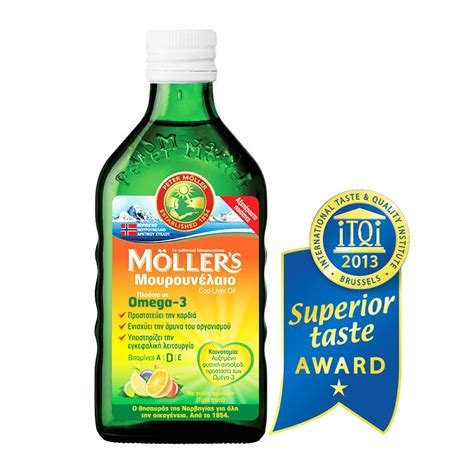 Mollers 250ml moller s cod liver 250ml tutti frutti it s care time