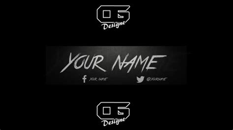 Youtube Gaming Banner Template Best Business Template Gaming Banner Template
