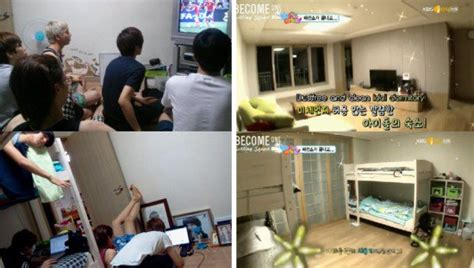 bts dorm idol dorms before and after allkpop com