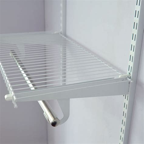 Wire Shelving Posts 12 Chrome Wire Shelving 18 X 42 4 Wire Bookshelves