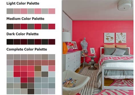 interior design color palette generator interior color scheme generator home design