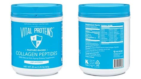 vital proteins collagen health supplements i can t live without fitalicious