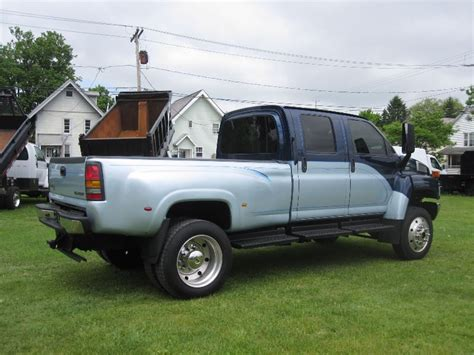 sell   chevy kodiak wd  crew cab  monroe