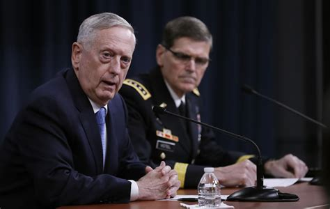 james mattis syria mattis defeating islamic state still top us priority in