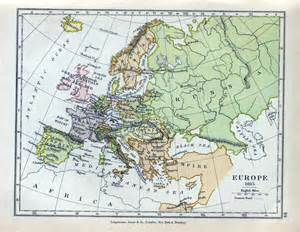 Map Of Europe 1815 map of europe in 1815