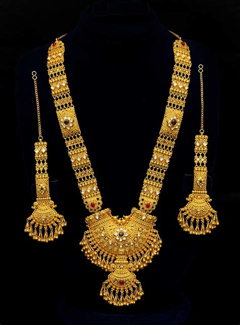 gold jewellery pattern www indian gold jewelry com style guru fashion glitz