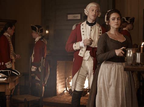 turn washingtons spies tv series 2014 full cast revolutionary war drama turn gets second season on amc