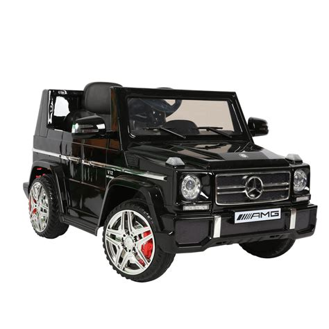 electric and cars manual 2009 mercedes benz g class regenerative braking 12v 70w licensed mercedes benz g65 amg kids electric ride on car remote control ebay