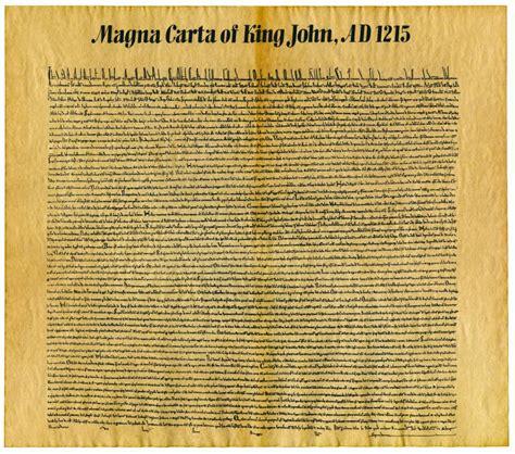 importance   magna carta    constitution