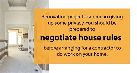 guide to hiring a home improvement contractor