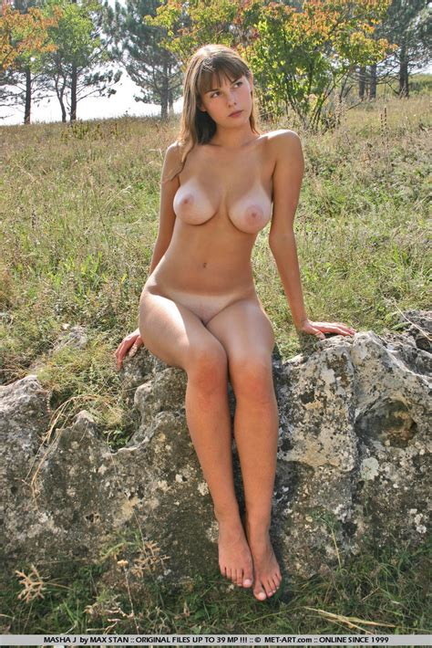 Masha J In The Bosom Of Nature