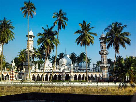 masjid jamek sultan abdul samad kuala lumpur malaysia attractions lonely planet
