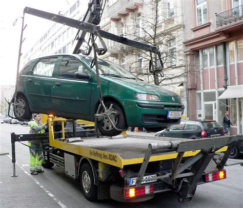 Auto Abschleppen Regeln by Abschleppdienst