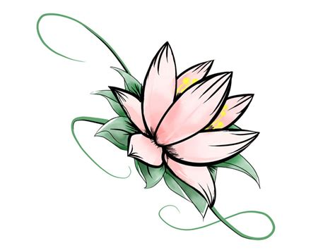 simple lotus tattoo designs simple lotus flower drawing wallpapers flower draw lotus