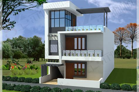 2 Story Garage Plans With Apartments by Home Plan House Design House Plan Home Design In Delhi