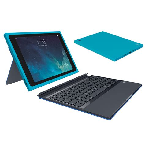 How To Redeem Amazon Gift Card On Ipad App - amazon com logitech blok protective keyboard case for ipad air 2 teal blue 920