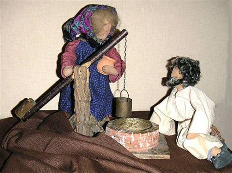 egli figuren brunnen die evangelien der fastensonntage dargestellt mit egli figuren