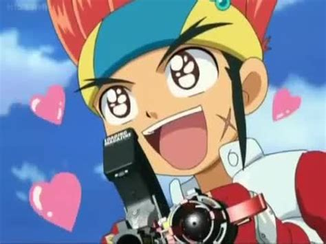 B Daman Iron Cyclops bakukyuu hit crash b daman episode 9 subbed