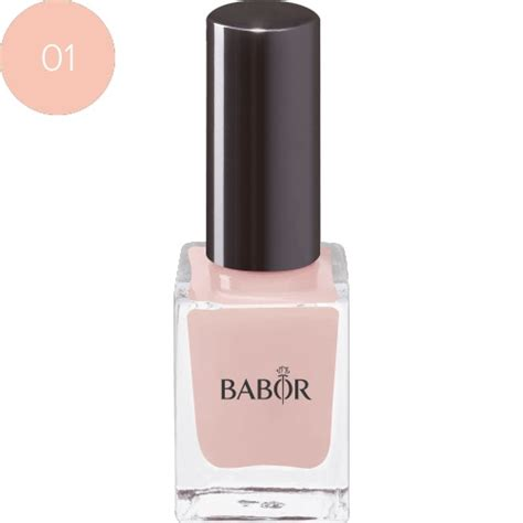 Make Up City Colour babor age id make up nail make up nail colour 01 porcelain