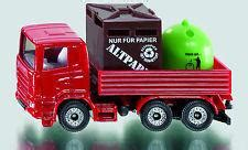 Diecast Siku 0828 Truck Recycling Transporter products tagged quot siku 0801 1499 quot network shuttle