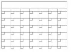 printable blank calendar template … | organizing | pinte…