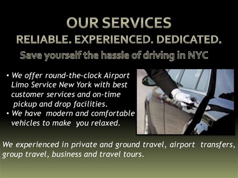 limousine hire service best affordable limousine hire service in nyc