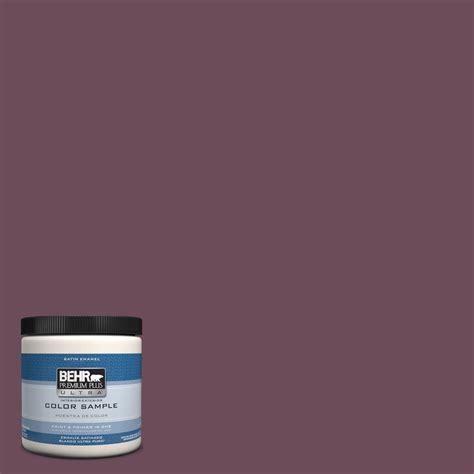 behr paint colors plum behr premium plus ultra 8 oz ppu1 20 spiced plum