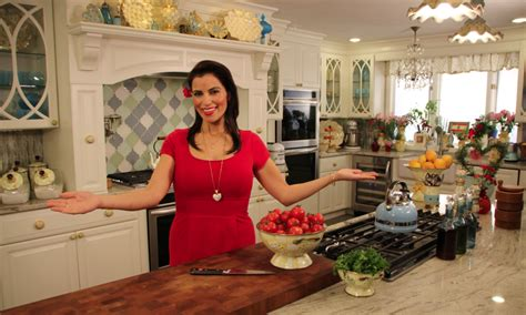 new year cooking show 5 minutes with foodie chef julie taboulie
