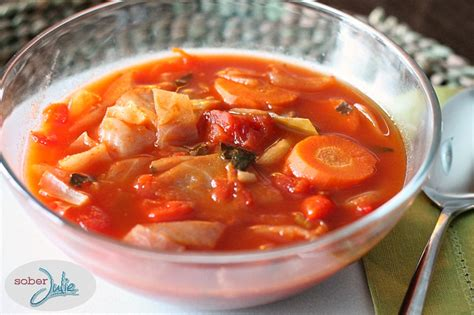 easy cabbage soup recipe vegetarian simple cabbage soup