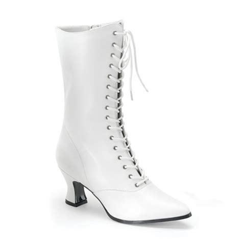 womans white boots animal white boots for