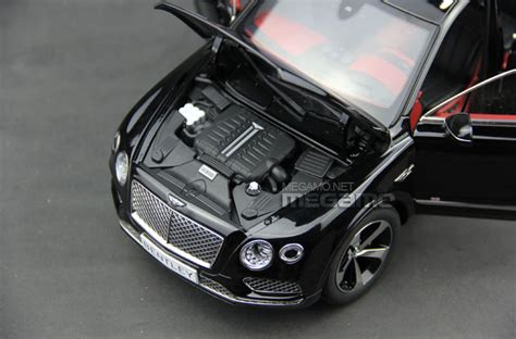 black bentley suv 2016 1 18 kyosho bentley bentayga suv black 2016 08921nx ebay