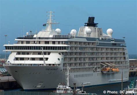 cruise ship the world cruise ship photos the world