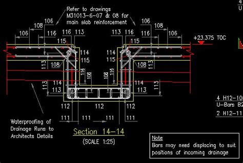 autocad 2011 structural detailing tutorial reinforcement shear limited chartered structural engineers