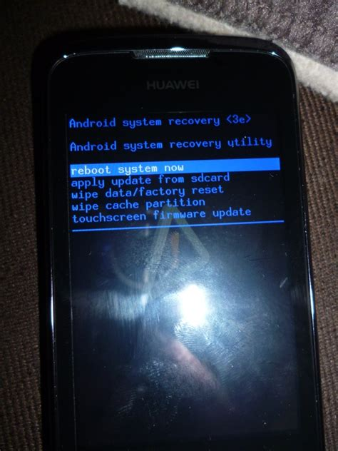android recovery huawei recovery android wiki
