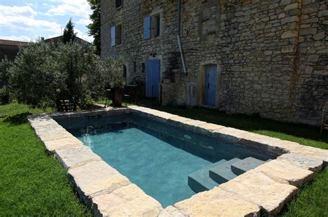 Dalle De Terrasse 1506 by Diffazur Pools In Provence Rosier
