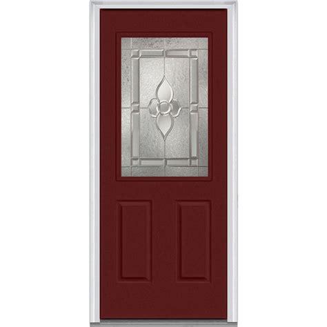 Milliken Doors by Milliken Millwork 36 In X 80 In Master Nouveau Left